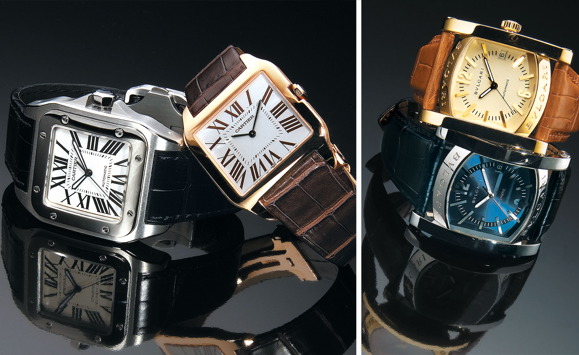 Watches for Diamond Cellar