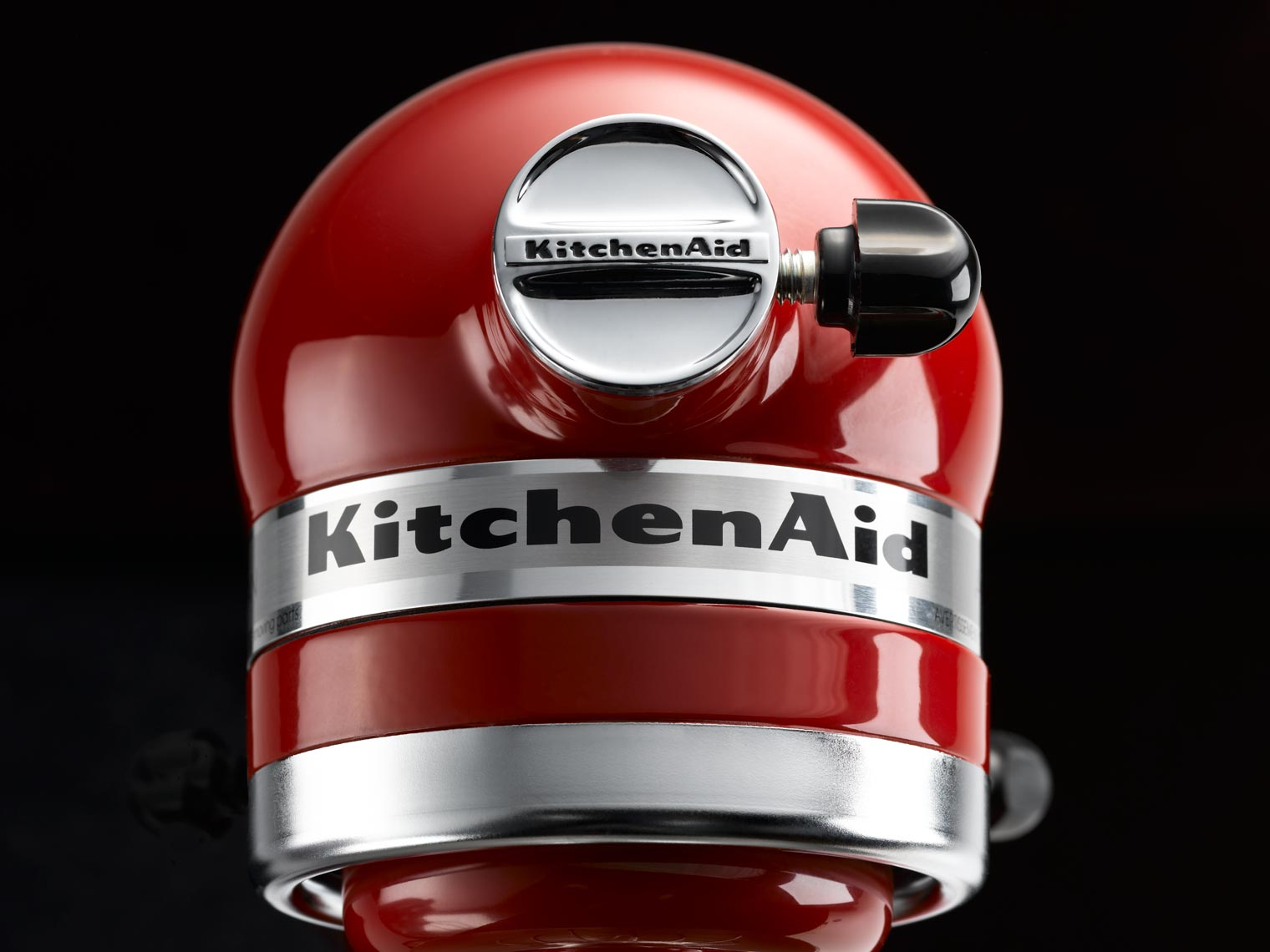 Close up of kitchen aid blender